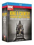 King & Country von William Shakespeare für 54,99€
