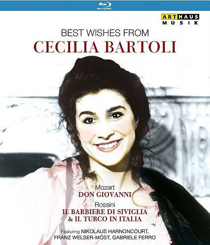 Best Wishes From Cecilia Bartoli von Cecilia Bartoli für 14,99€