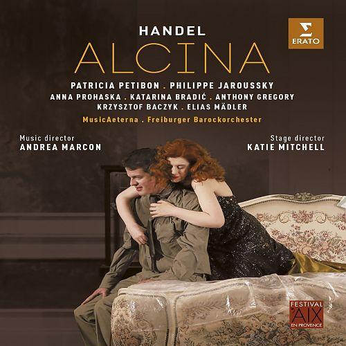 Alcina von G.F. Händel für 19,99€