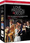 Love, Passion & Deceit für 12,99€
