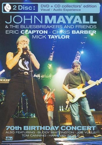 John Mayall & the Bluesbreakers and Friends - 70th Birthday Concert für 8,99€