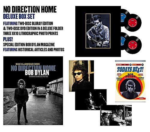 No Direction Home 10th Anniversary-Deluxe-Edition von Bob Dylan für 19,99 €