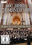 800 Jahre Thomanerchor - Singen für Gott und die Welt für 9,99€