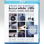 Planes, Trains And Eric: Mid And Far East Tour 2014 von Eric Clapton für 6,99€