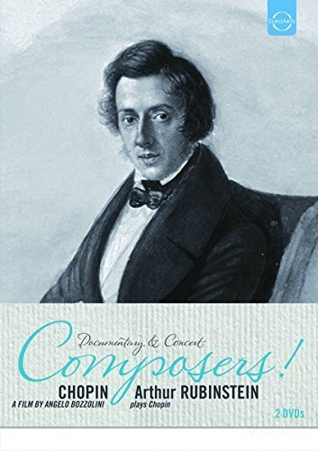 Composers Bundle 6 - Frederic Chopin: Chopin & Arthur Rubinstein plays Chopin für 12,99 €