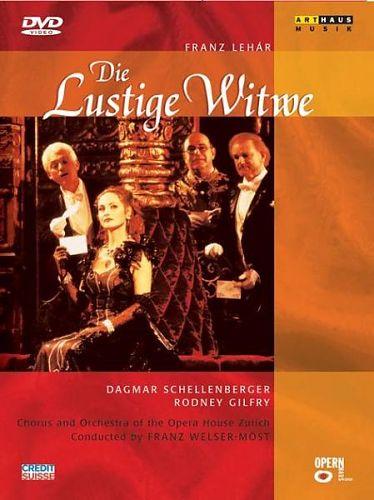 Franz Lehar: Die lustige Witwe für 19,95€