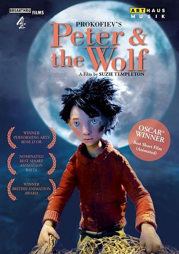 Serge Prokofjew: Peter und der Wolf op.67 Animationsfilm für 19,95€