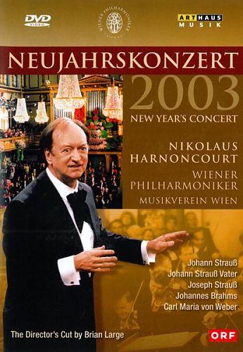 Das Neujahrskonzert Wien 2003 für 19,95€