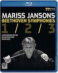 Ludwig van Beethoven: Symphonien Nr.1-3 für 19,95€