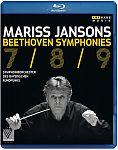 Ludwig van Beethoven: Symphonien Nr.7-9 für 19,95€