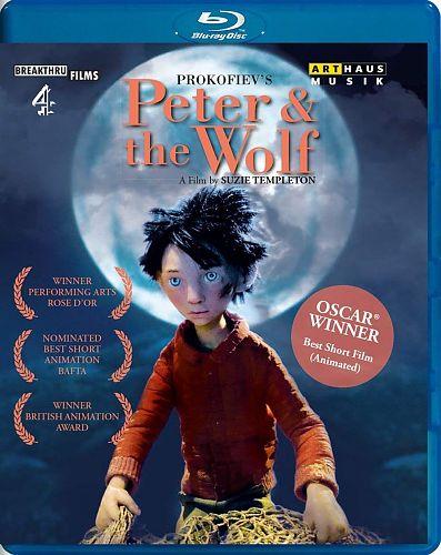 Sergej Prokofjew: Peter und der Wolf op.67 Animationsfilm für 19,95€