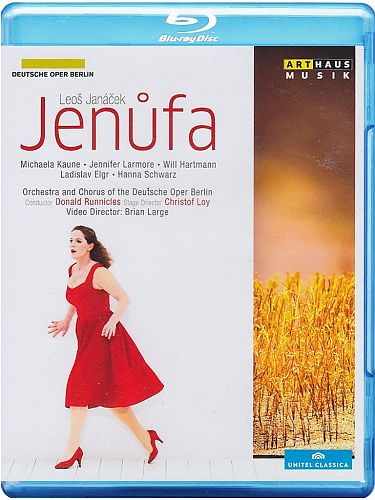 Leos Janacek: Jenufa für 24,95€