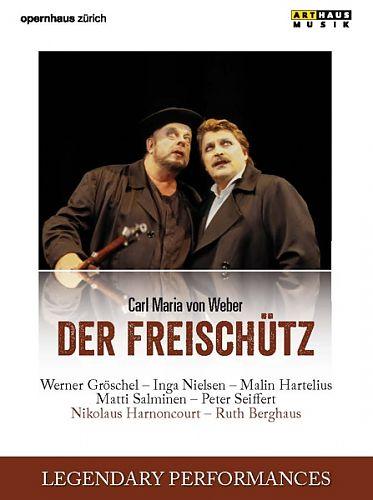 Carl Maria von Weber: Der Freischütz für 9,95€