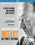 Wolfgang Amadeus Mozart: Die Da Ponte-Opern für 29,95€