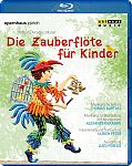 Mozart - Die Zauberflöte für Kinder für 19,95€