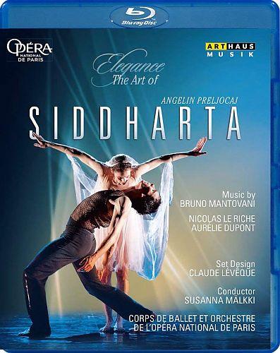 Ballet de lOpera National de Paris: Siddharta für 14,95€