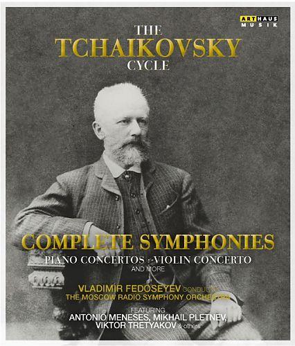 Vladimir Fedoseyev - The Tschaikowsky Cycle Vol.1-6 für 39,95€