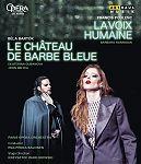 Francis Poulenc: La Voix Humaine, Le Chateau de Barbe Bleue für 24,95€