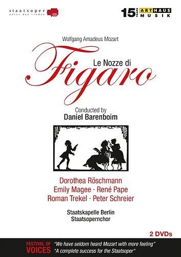 Wolfgang Amadeus Mozart: Die Hochzeit des Figaro für 12,95€