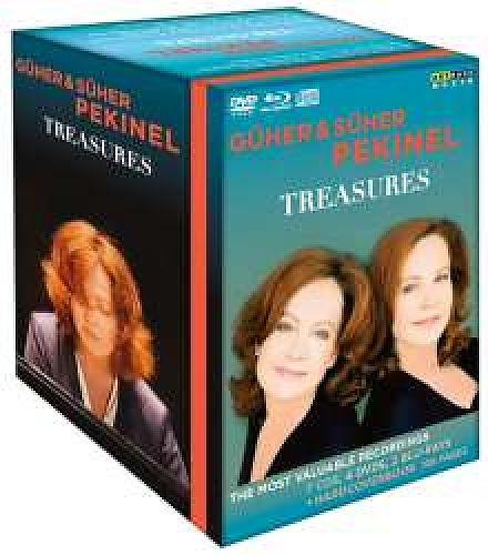 Treasures - The Most Valuable Recordings von Güher & Süher Pekinel für 149,99 €