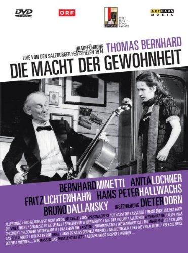 Die Macht der Gewohnheit von Thomas Bernhard für 7,99€