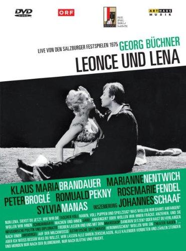 Leonce und Lena von Georg Büchner für 7,99€