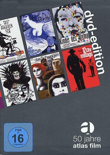 50 Jahre Atlas Film - DVD-Edition für 49,99€