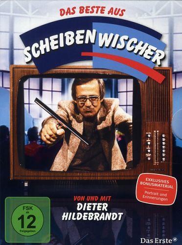 Das Beste aus Scheibenwischer Vol. 1 von und mit Dieter Hildebrandt für 7,99€