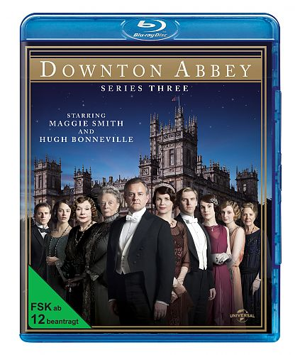 Downton Abbey - Staffel 3 für 19,99 €