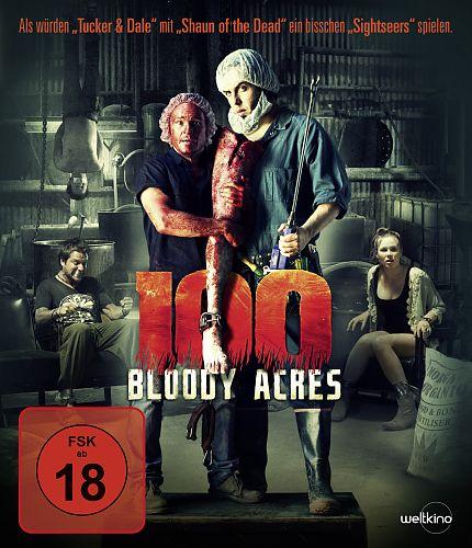 100 Bloody Acres für 9,99€