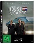 House of Cards - Staffel 3 für 14,99 €