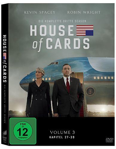 House of Cards - Staffel 3 für 9,99€