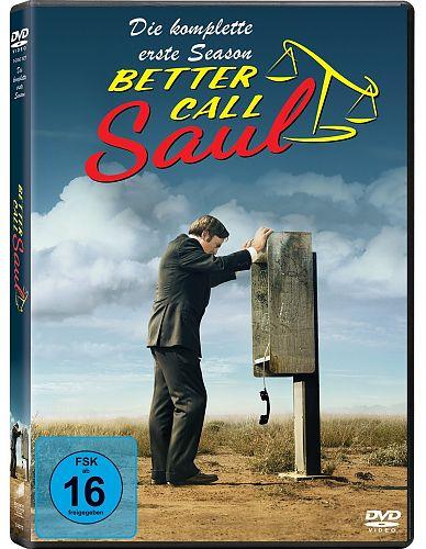 Better Call Saul - Die komplette erste Staffel für 12,99€