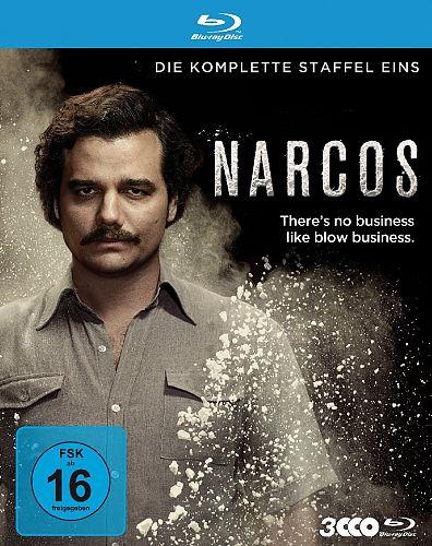 Narcos - Staffel 1 für 19,99€