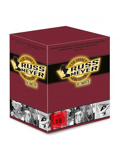 50 Jahre Russ Meyer - Kino Edition. Die Zweite für 24,99€