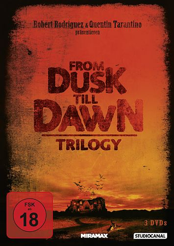 From Dusk Till Dawn Trilogy für 12,99 €