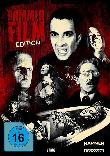 Hammer Film Edition Digital remastered für 29,99€