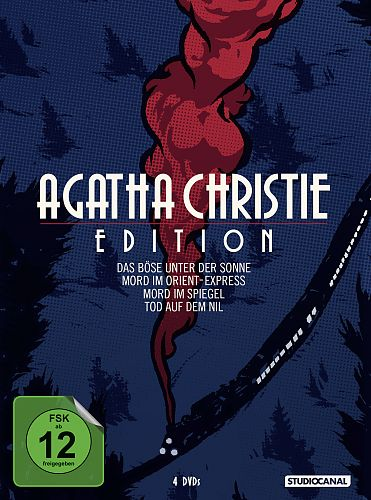 Agatha Christie Edition für 18,99 €