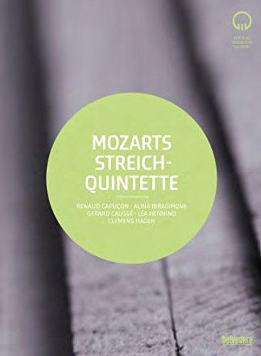 Wolfgang Amadeus Mozart: Streichquintette für 11,99€
