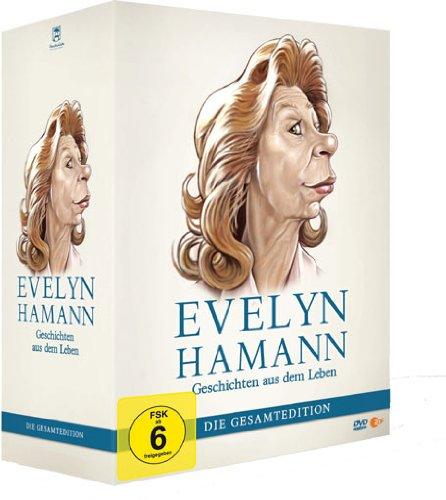 Evelyn Hamann - Geschichten aus dem Leben Gesamtbox für 54,99€