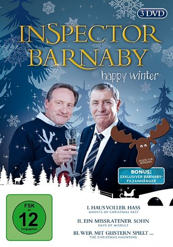Inspector Barnaby: Happy Winter für 7,99€