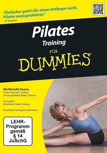Pilates Training für Dummies für 4,99€