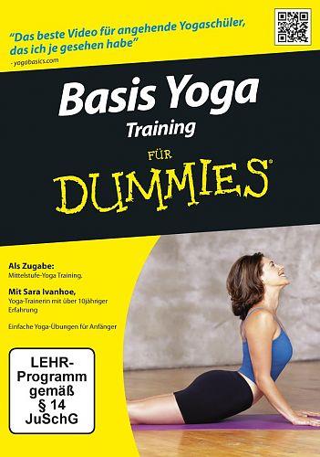 Basis Yoga Training für Dummies für 4,99€