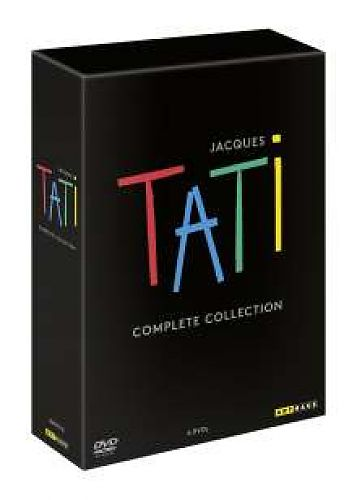 Jacques Tati Complete Collection für 39,99 €