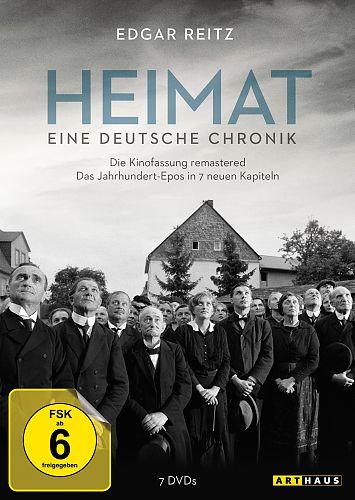 Heimat - Eine deutsche ChronikDirectors Cut Kinofassung remastered für 29,99€