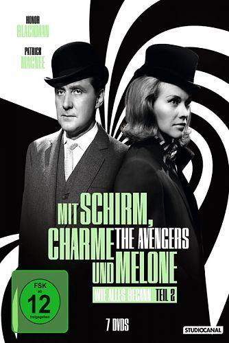 Mit Schirm, Charme und Melone: Wie alles begann Edition 2 für 14,99€