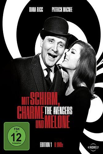 Mit Schirm, Charme und Melone Edition 1 für 14,99€