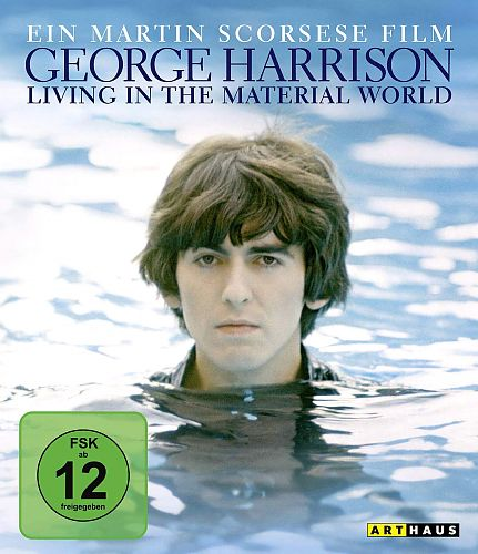 George Harrison - Living in the Material World Deluxe Edition für 99,99 €