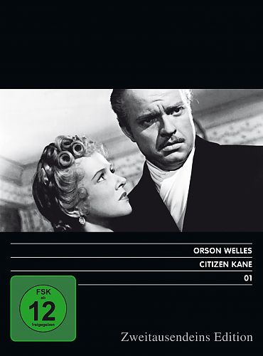 Citizen Kane. Zweitausendeins Edition Film 01. für 7,99 €