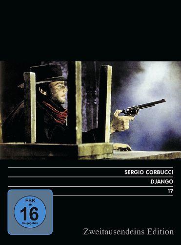 Django. Zweitausendeins Edition Film 17. für 7,99€